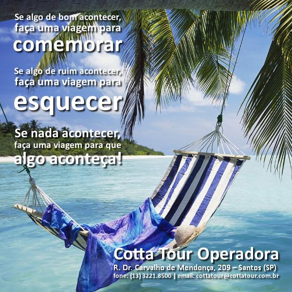 COTTA TOUR - A sua operadora da região!